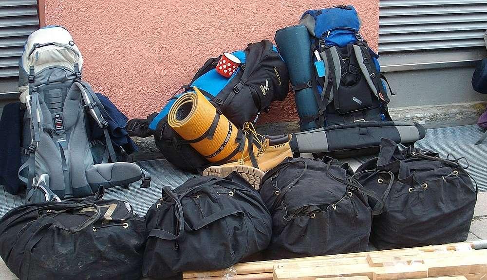 equipement materiel voyage