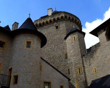 Tour château Malbrouck