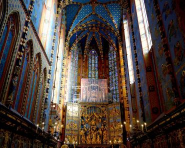 basilique-sainte-marie-cracovie