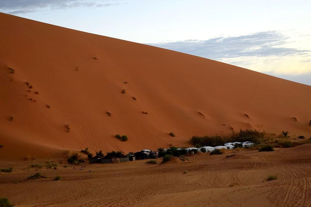 Camp berbère