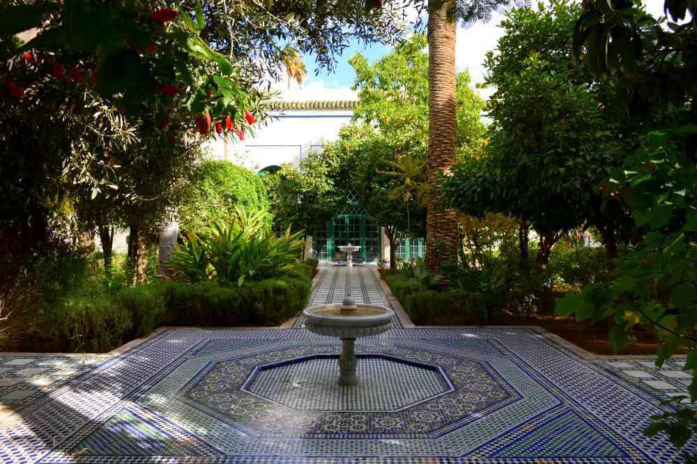 Palais Bahia de Marrakech