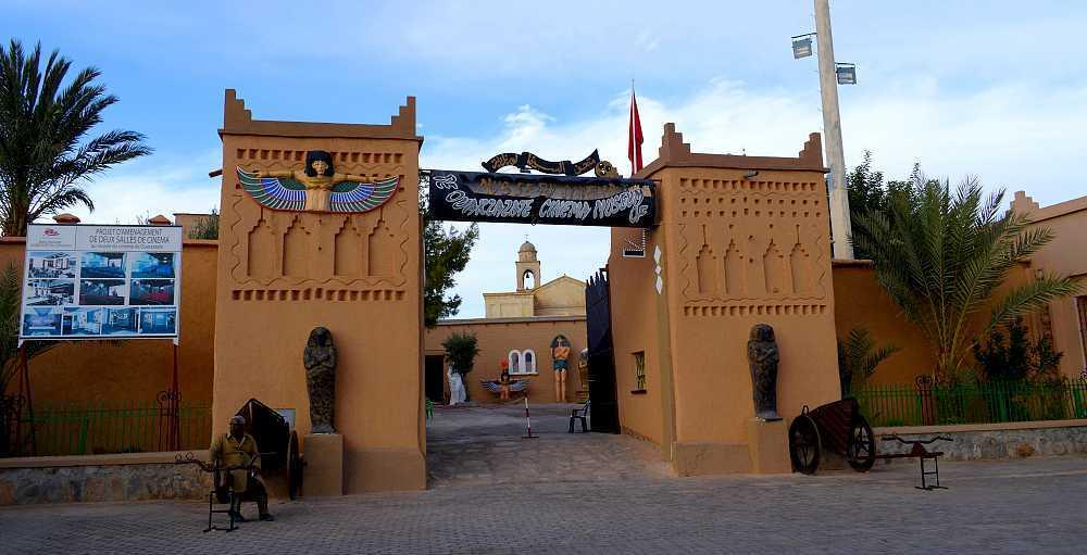 Musee du cinéma ouarzazate