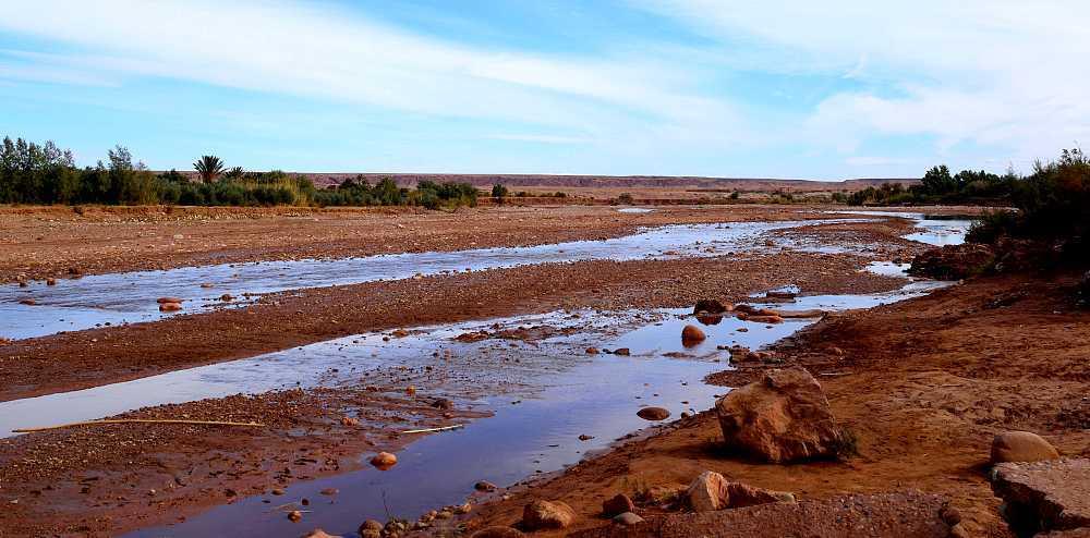 riviere maroc