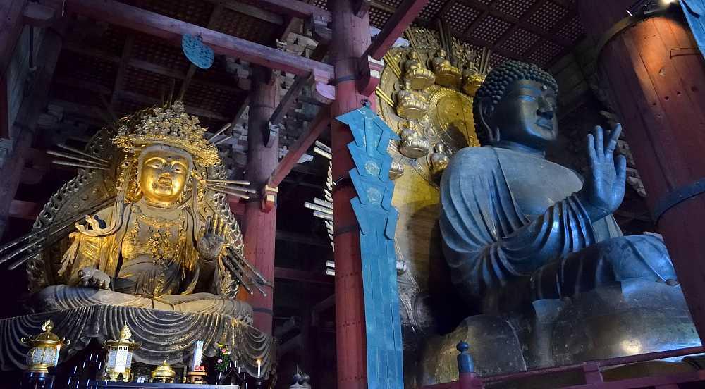 Bouddha géant Todai-Ji