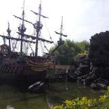 bateau pirate disneyland paris