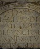 ecriture romaine arlon