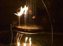 fontaine de feu