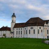 église de wies extérieur