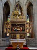 église saint barbe scène