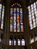 église sainte barbe vitraux