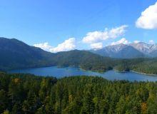 lac eibsee grainau