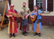 musique médiévale dudelange