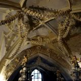 plafond ossuaire sedlec