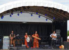 scène musique médiévale