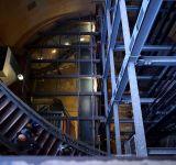 escaliers-tunnel