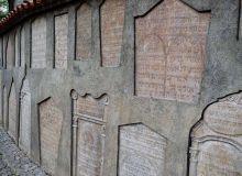 mur-cimetiere-juif-prague