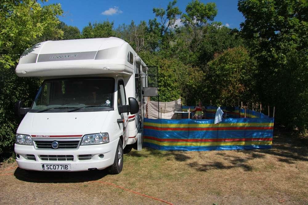 camping car pour road trip