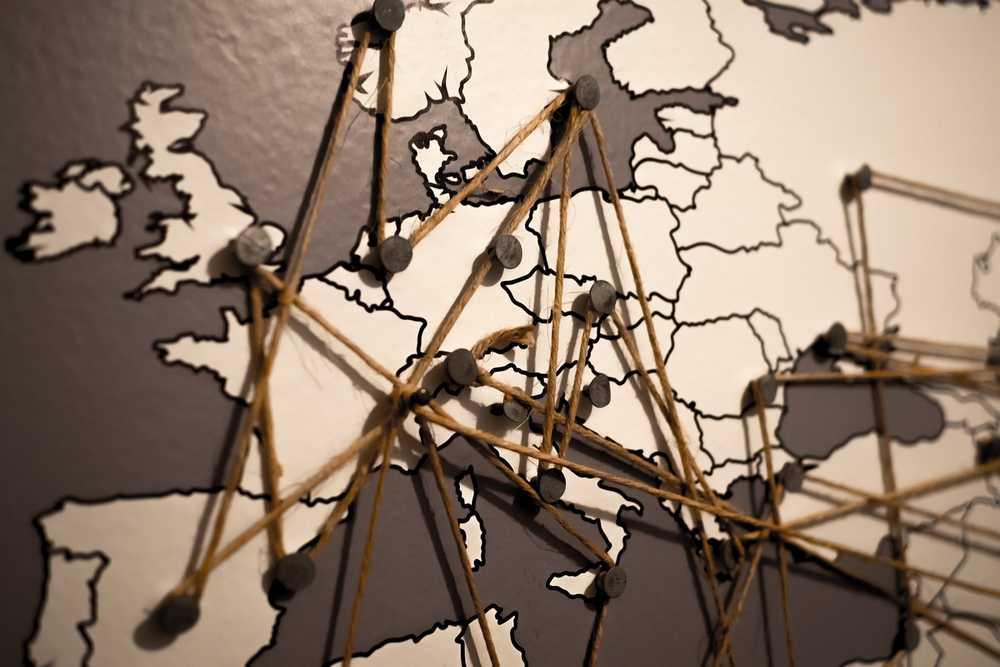 itineraire voyage europe
