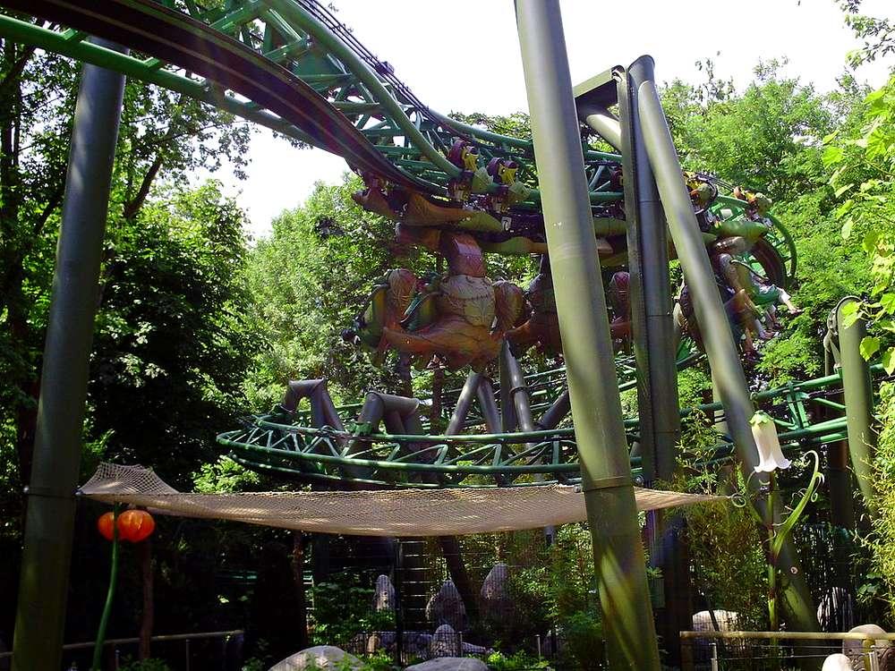 arthur et les minimoys europa park