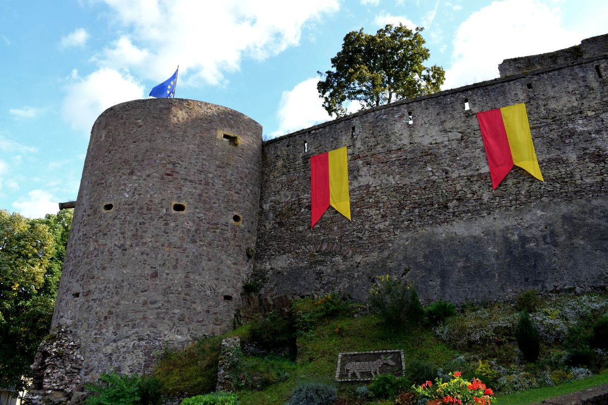 château ducs de Lorraine