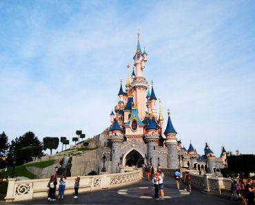 chateau parc disneyland paris