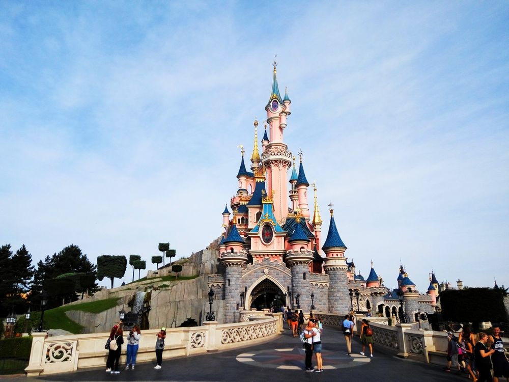 Mon s jour disneyland paris moi cam l on for Sejour complet disneyland paris