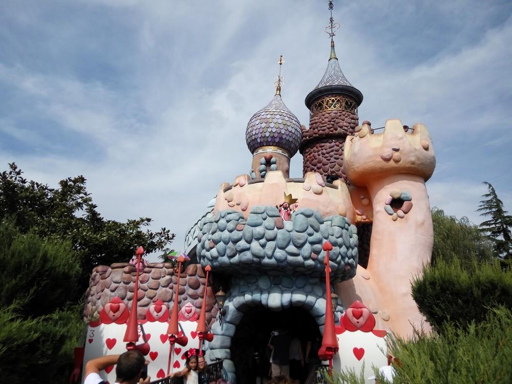 Mon Séjour à Disneyland Paris Moi Caméléon