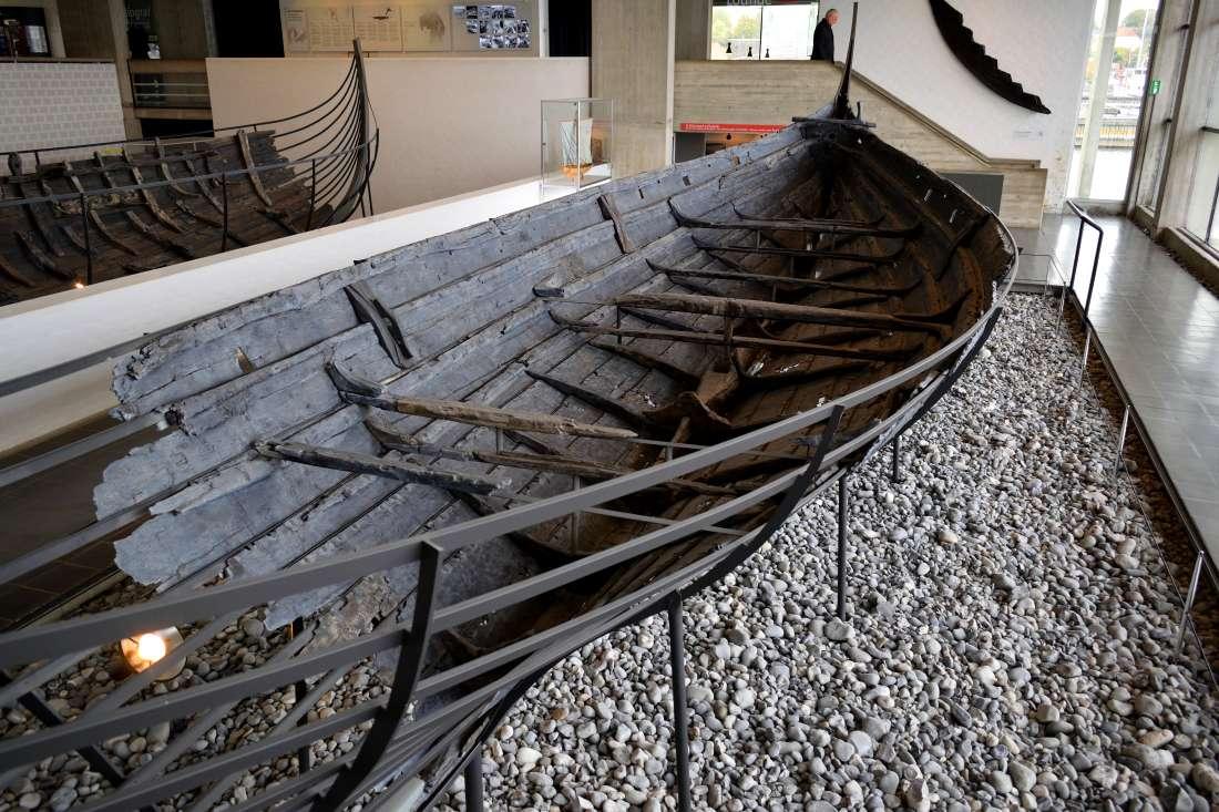épave bateau viking