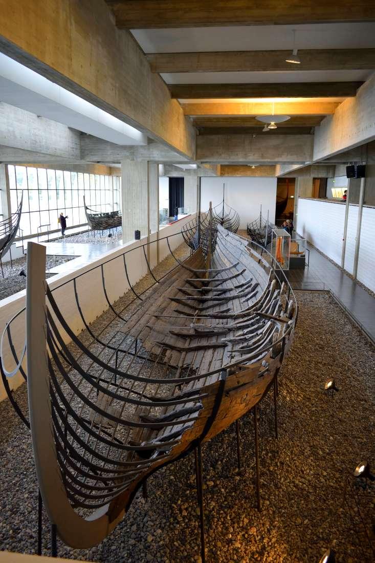 ancien navire viking