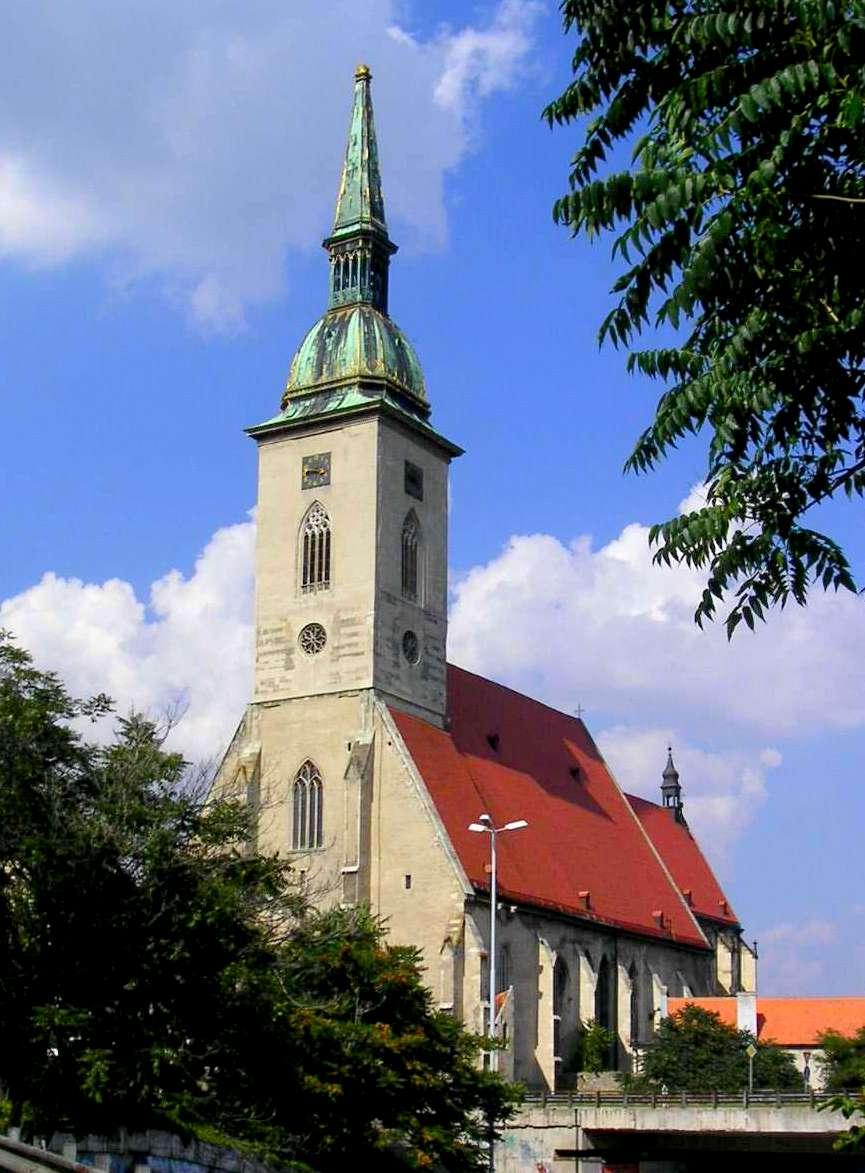 cathedrale-saint-martin-bratislava