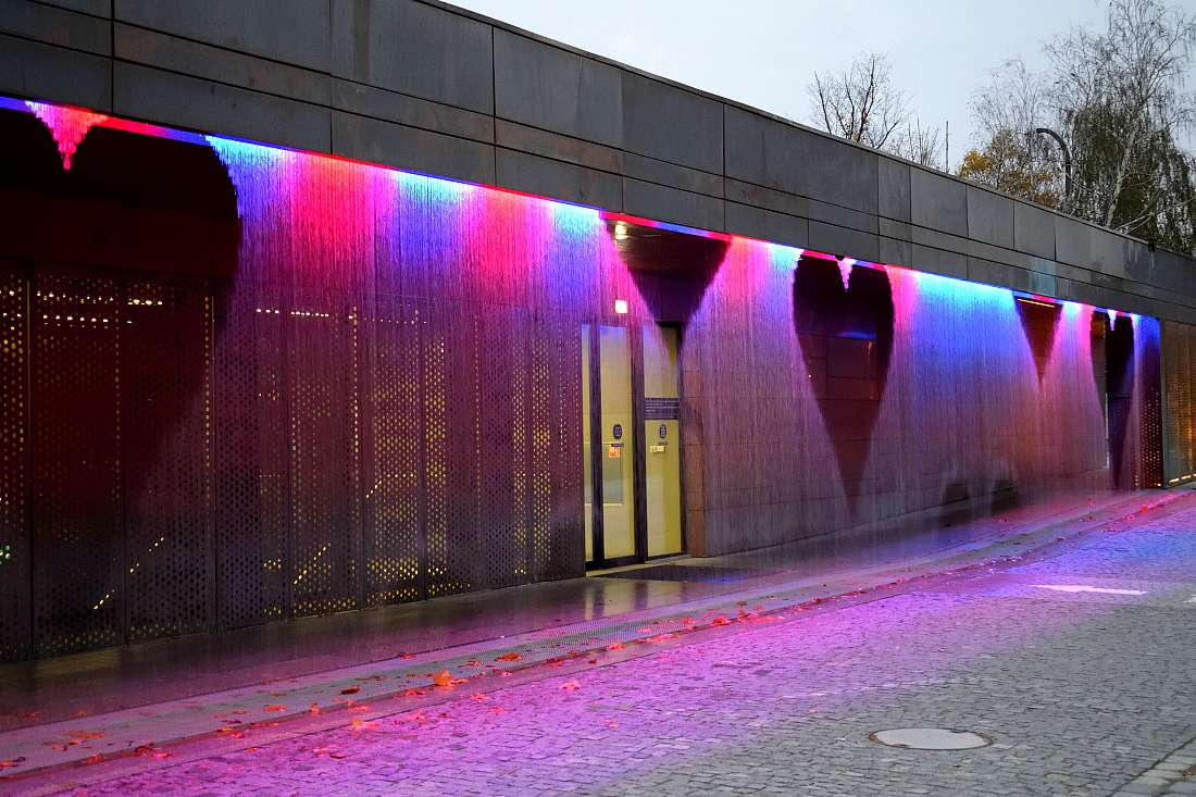 Carrelage Mural Salle De Bain Imitation Pierre ~ Hydropolis Wroclaw Moi Cam L On