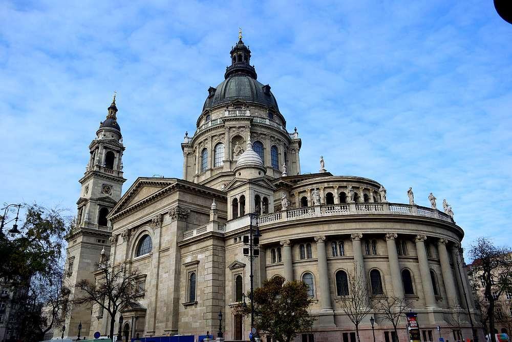 Basilique Saint Etienne Budapest