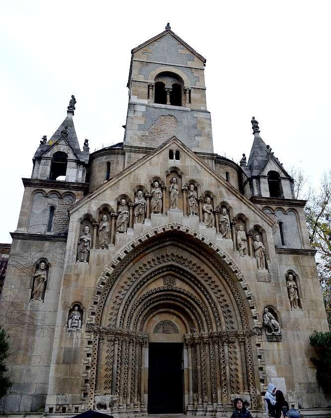 Chapelle de Jak