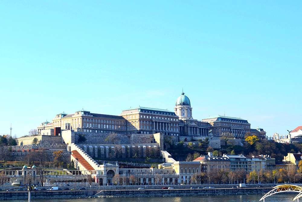 Château royal de Budapest