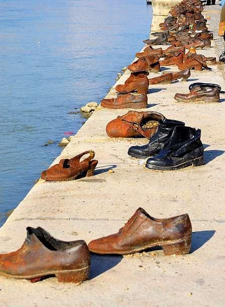 Chaussures du Danube