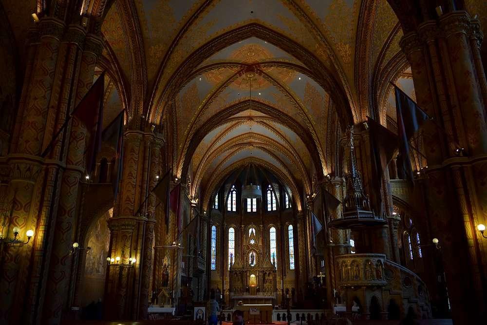église Matthias budapest
