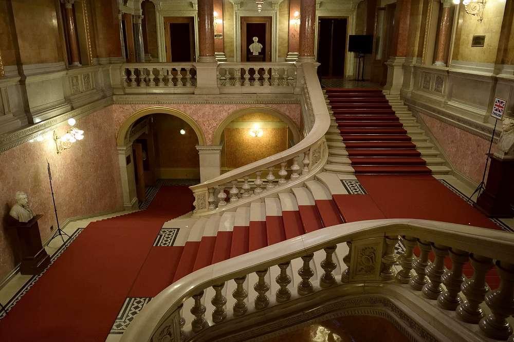 Escaliers opéra