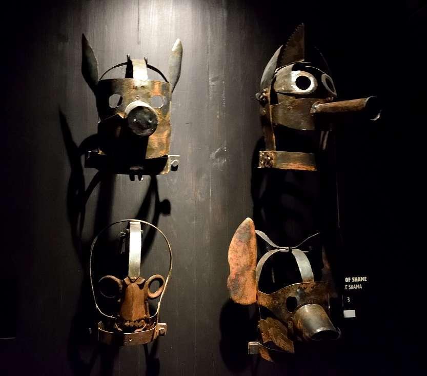 Musée torture de Zagreb