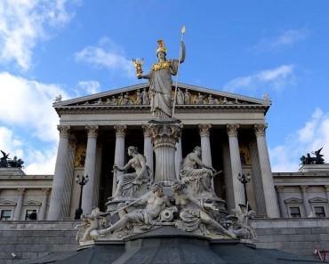 parlement autrichien à Vienne