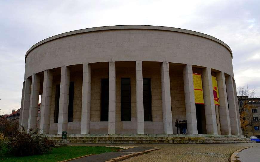 Pavillon mestrovic