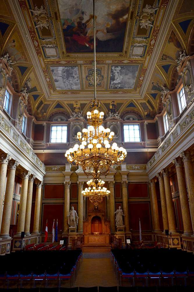 Salle des cérémonies Vienne