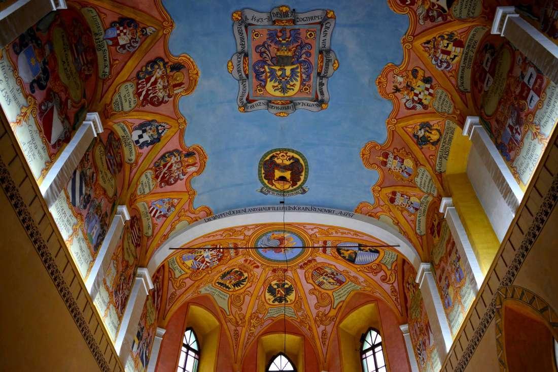 Chapelle Saint-Georges Ljubljana