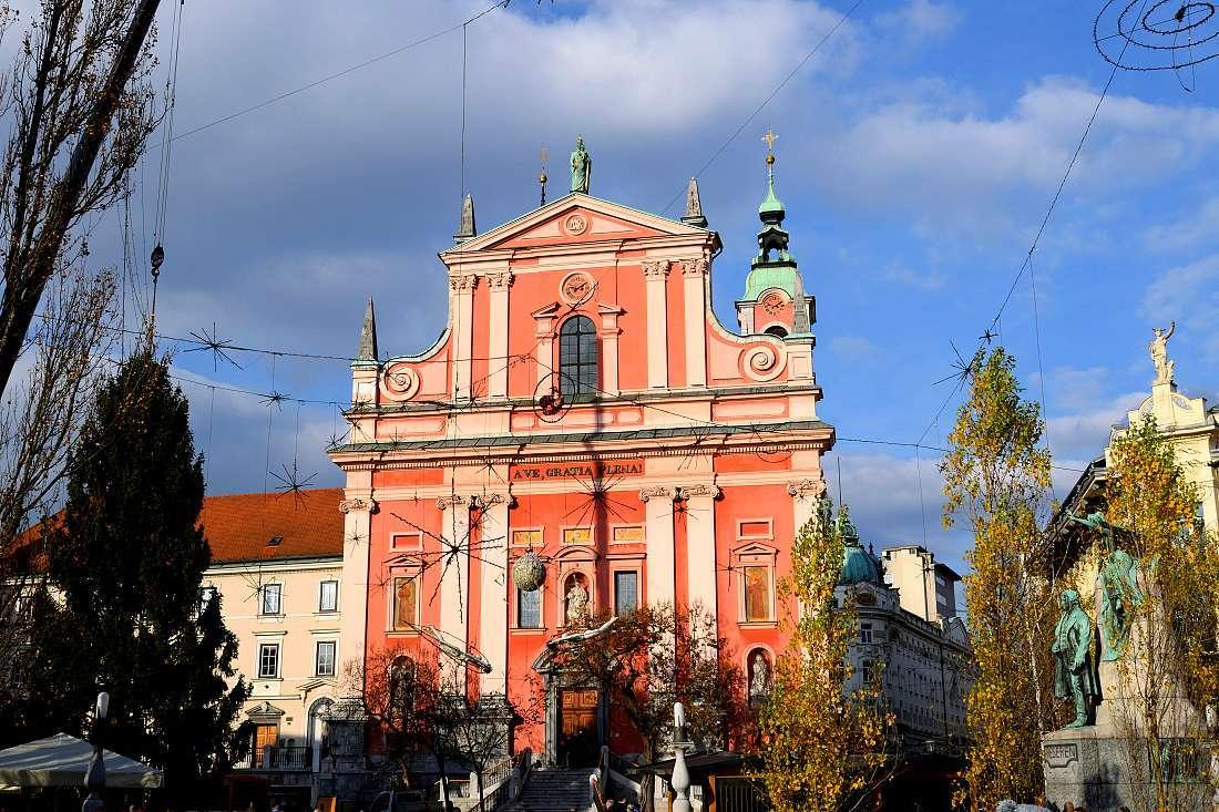 Eglise franciscaine de l'Annonciation