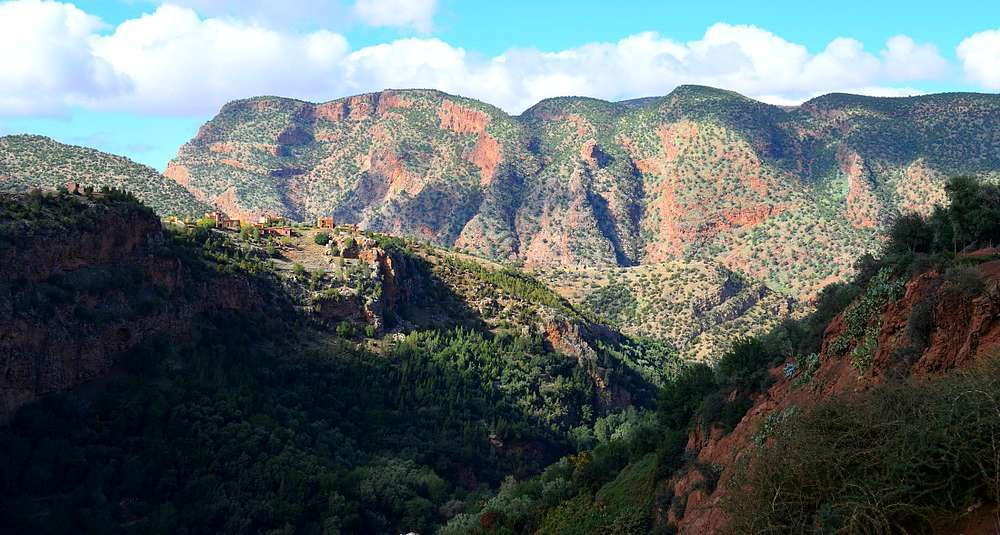 Moyen Atlas Maroc