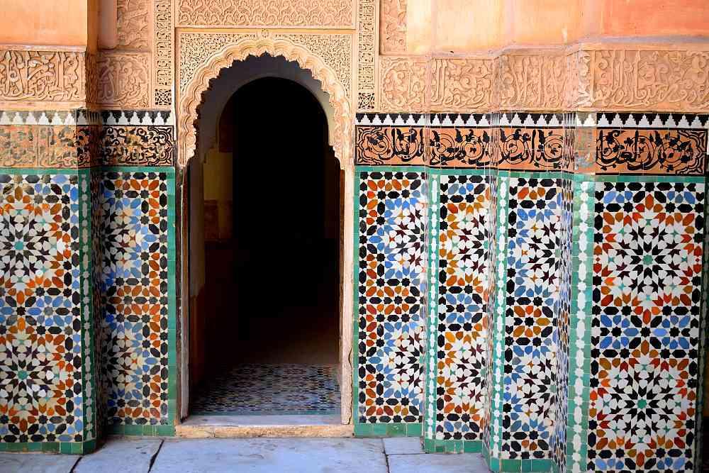 Medersa Ben-Youssef marrakech