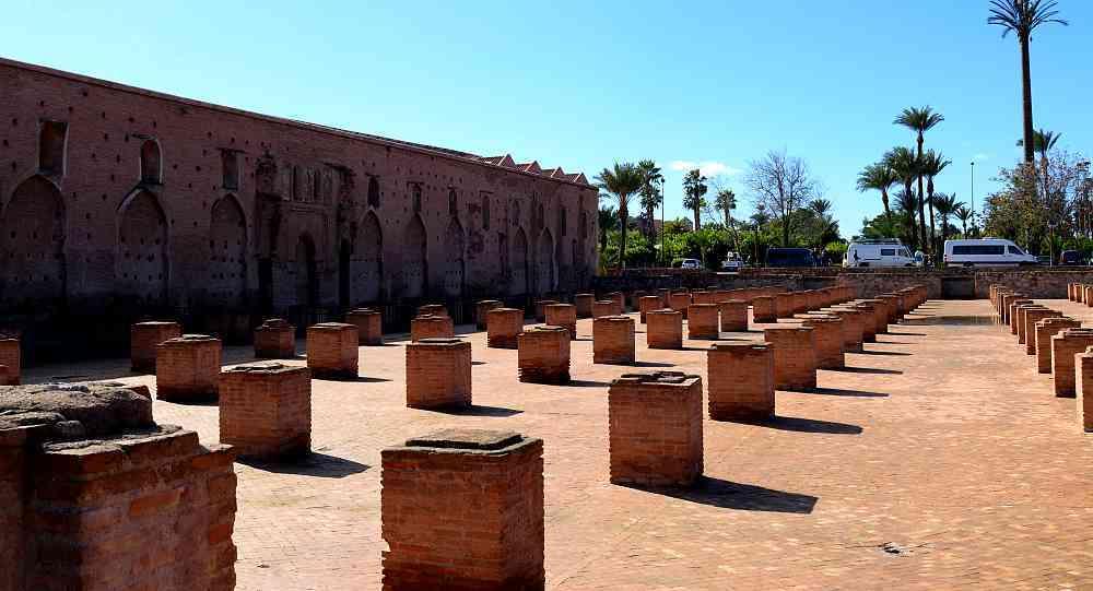 Ancienne mosquée de Koutoubia