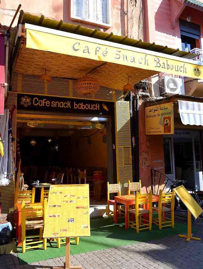 Où manger à Marrakech
