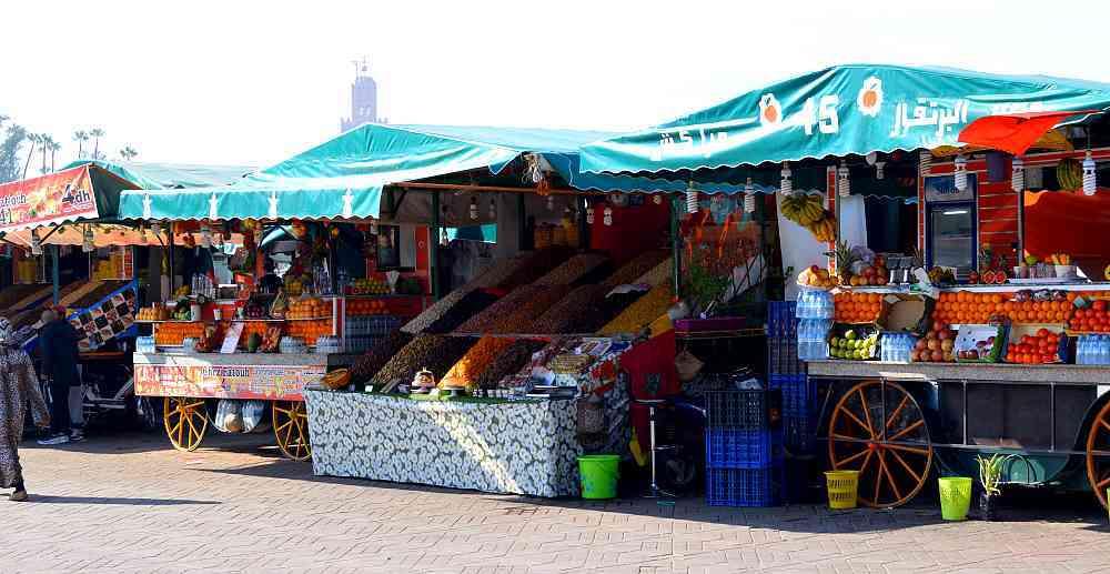 place Jemaa-el-Fna