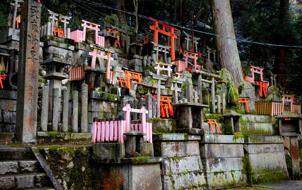 Fushimi Inari Taisha Japon