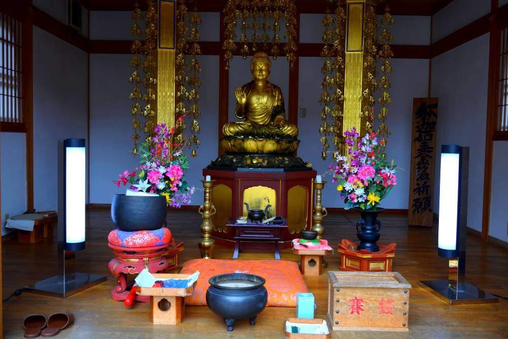 Bouddha Fushimi Inari